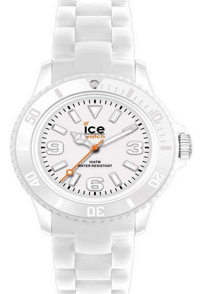 Classic Solid Watch - White