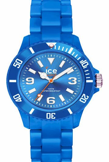 Ice Classic Ice Solid Watch - Blue
