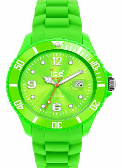 Silicone Watch - Green