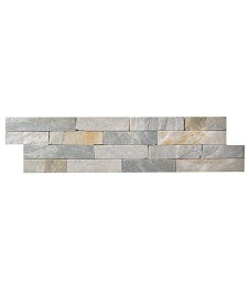 White Slate Split Face Mosaic