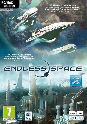 Iceburg Interactive Endless Space (PC DVD/Mac)