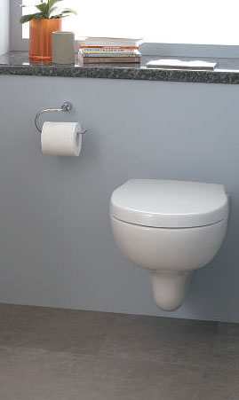 Create Square Wall Hung WC