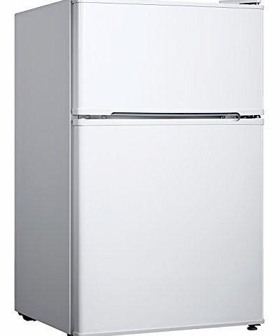 Igenix IG347FF Under Counter Fridge Freezer, 47 cm product image