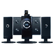 iLuv I9200 Vertical 4CD hi fi with ipod dock product image