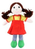 Mini Jemima Fair Trade Rag Doll