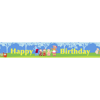In The Night Garden Banner Tableware Review Compare