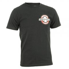 Independent Mens Independent Gp Chest T-shirt Black product image
