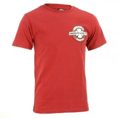 Independent Mens Independent Gp Chest T-shirt Cardinal Red product image