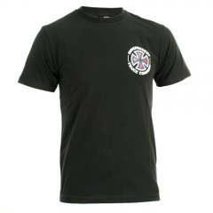 Independent Mens Independent Tc Colour Cross T-shirt Black product image