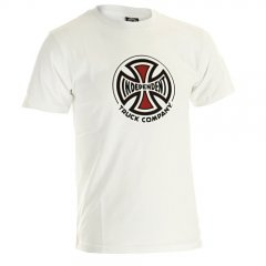 Independent Mens Independent Truck Co T-shirt White product image