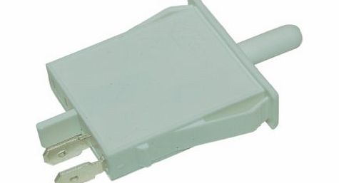 Indesit Ariston Hotpoint Indesit Fridge Freezer Lamp Switch. Genuine part number C00075585 product image