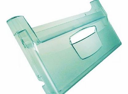 Indesit Hotpoint Middle Fridge Freezer Drawer Front. Genuine Part Number C00283741 product image