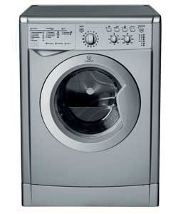 indesit IWC6125 Silver product image