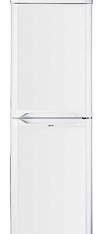 Indesit NCAA55 157x55cm Freestanding Fridge Freezer White product image