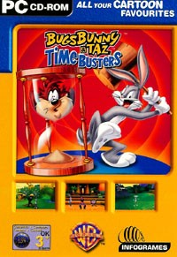 Infogrames Uk Bugs Bunny & Taz Time Busters PC