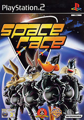 Looney Tunes Space Race PS2