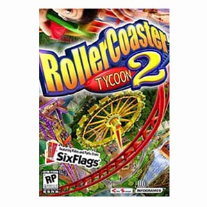 Infogrames Uk RollerCoaster Tycoon 2 PC