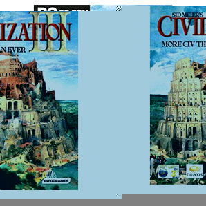 INFOGRAMME Civilization III PC
