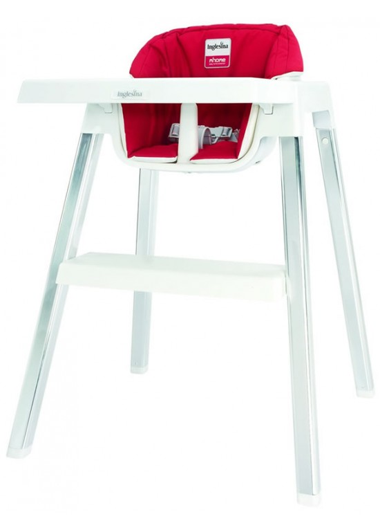Club Highchair-Red CLEARANCE