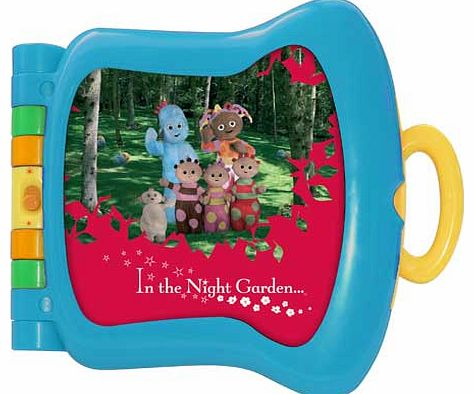 Inspiration Works InThe Night Garden Story Case