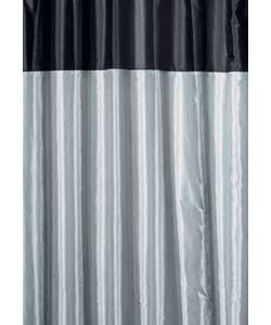Collection Glamour Damask Shower Curtain