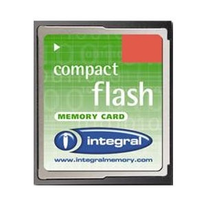Integral 2GB CompactFlash Card