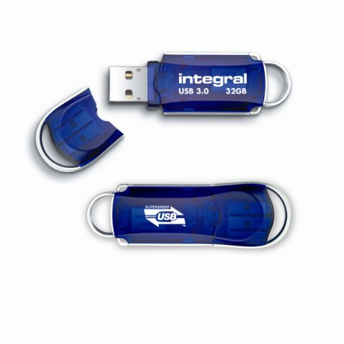 Integral 32GB Courier USB 3.0 Flash Drive product image