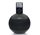 Intempo Digital iDS-02 Surround Sound System for iPod - Black