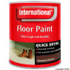 Quick Drying Chestnut Brown Floor