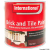 Tile Red Brick and Tile Paint 2.5Ltr