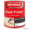 White Quick Drying Wood Primer 750ml