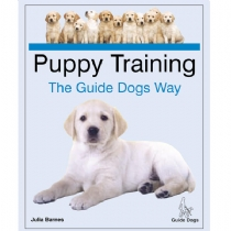 Interpet Publishing Puppy Training the Guide Dogs Way (Hardback) product image