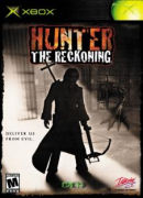 Interplay hunter the reckoning Xbox