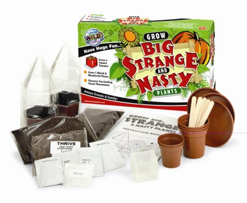 Wild Science - Grow Big Strange and Nasty Plants.