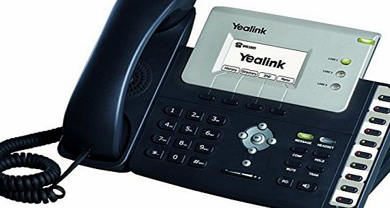 Interquartz Yealink SIP-T26P Advanced IP Phone product image