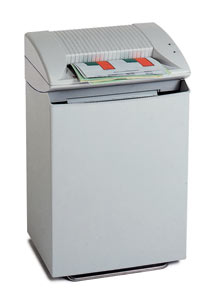 Intimus 280 SC 4 Strip cut paper shredder