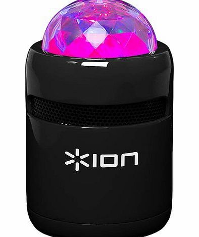 Audio Party Starter Bluetooth Speaker with Built-in Light Show