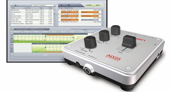 Ion  Express DJ USB Audio Interface with DJ Software product image