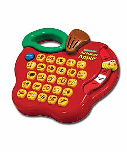 ... learning desk teaches phonics, beginning and ending sounds and words