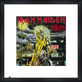 Iron Maiden Music Posters Reviews