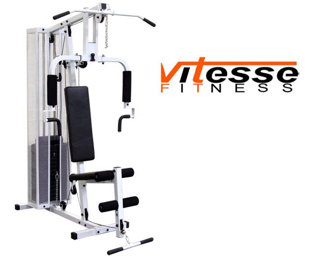 Video hoist multigym v exercise program for weider