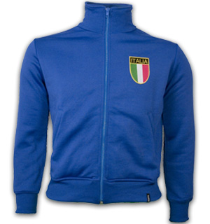 Italy  Italy 1970s Retro Jacket polyester / cotton product image