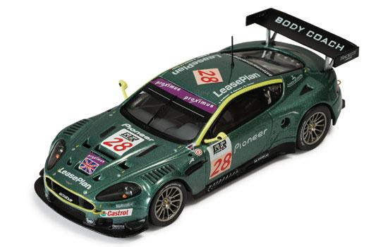 Aston Martin Dbr9. Aston Martin DBR9 #1