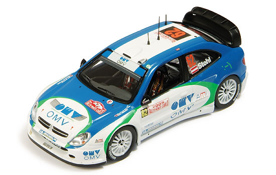 Citroen Xsara WRC #62 Stohl-Minor Rally Monte