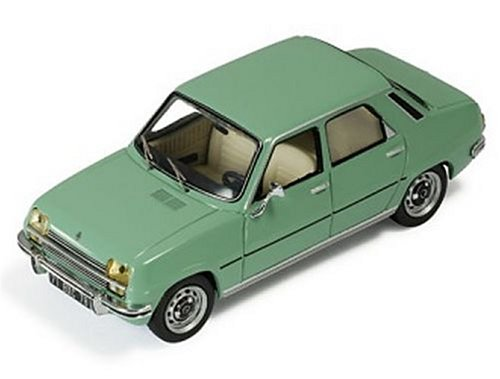 Renault Siete TL (1975) in Green (1:43 scale)