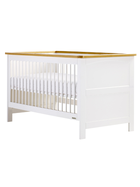 mamas and papas arabella cot bed instructions