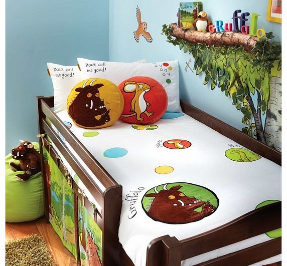 Gruffalo Duvet Cover & Pillowcase Set