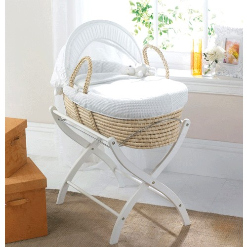 Baby: Furniture: Bassinets, Moses Baskets  Co-Sleepers: Walmart.com