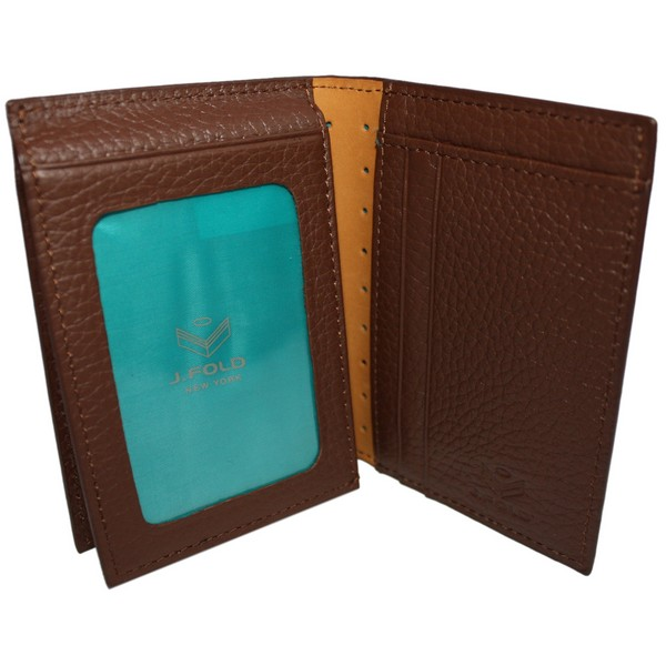 J. Fold Inc. Brown Marshall Wallet by J Fold product image