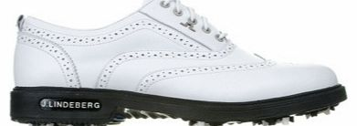 Brogue Fairway Leather Golf Shoes